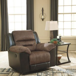 Earhart - Chestnut - Rocker Recliner
