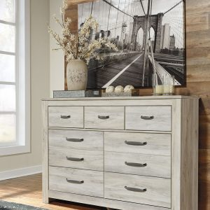 Bellaby - Whitewash - Dresser