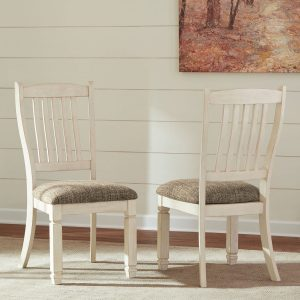 Bolanburg - Two-tone - Dining UPH Side Chair each (2/CN)