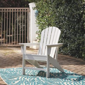 Sundown Treasure - White - Adirondack Chair