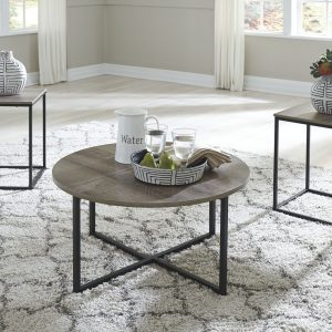 Wadeworth - Two-tone - Occasional Table Set