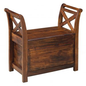 Abbonto - Warm Brown - Bench 1