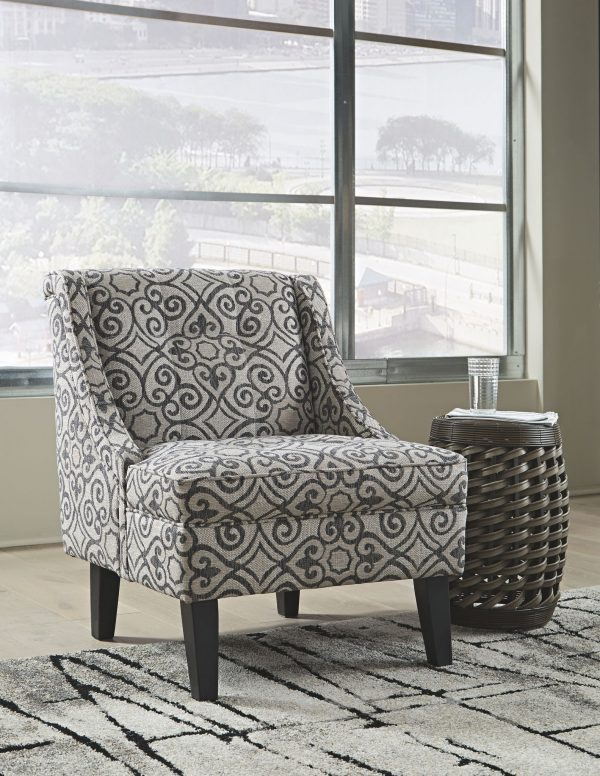 Kestrel - Wrought Iron - Accent Chair