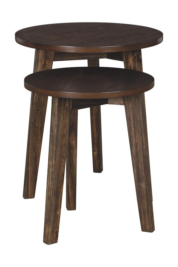 Clydmont - Brown - Accent Table Set (2/CN) 1
