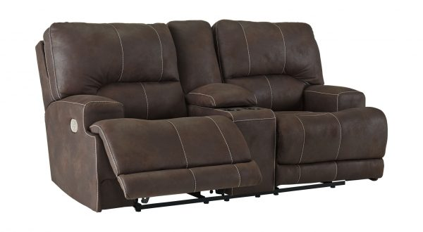 Kitching - Java - PWR REC Loveseat/CON/ADJ HDRST