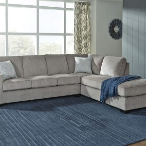Altari - Alloy - LAF Sofa & RAF Corner Chaise Sectional