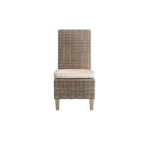 Beachcroft - Beige - Side Chair with Cushion 1