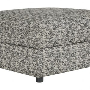 Kellway - Bisque - Ottoman With Storage