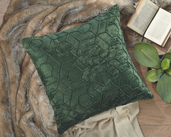 Ditman - Emerald - Pillow 1