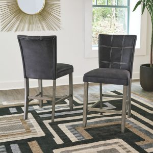 Dontally - Two-tone - Dining UPH Side Chair (2/CN)