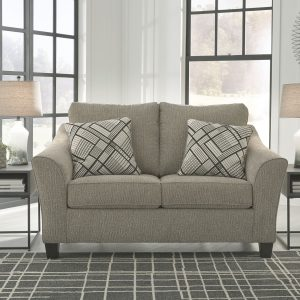 Barnesley - Platinum - Loveseat 1