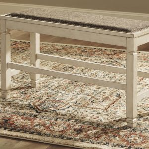 Bolanburg - Two-tone - DBL Counter UPH Bench (1/CN)