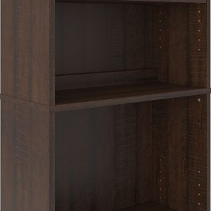 Camiburg - Warm Brown - Bookcase 1