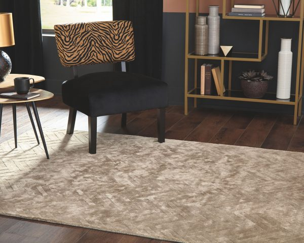 Kanella - Gold - Large Rug 2