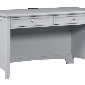 Bonanza – Gray – Computer Desk – 2 drawers, 1 pull out tray