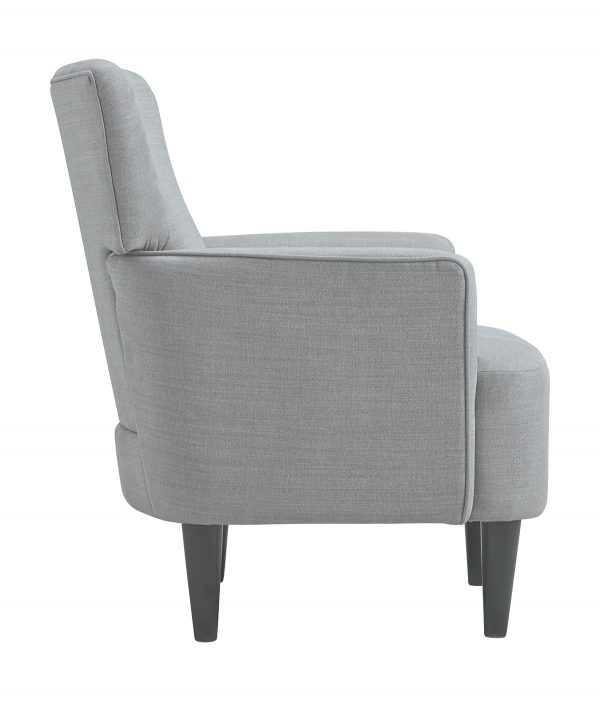 Hansridge - Light Gray - Accent Chair 4