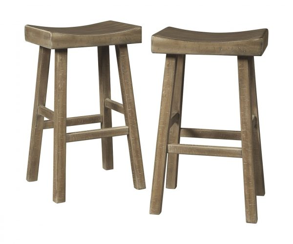 Glosco - Natural - Tall Stool (2/CN) 3