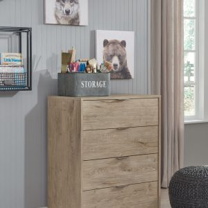 Oliah - Natural - Four Drawer Chest