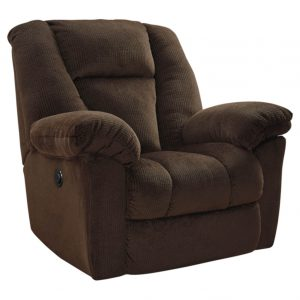 Nimmons - Chocolate - Power Recliner-1
