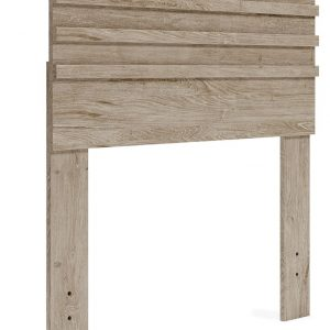 Oliah - Natural - Twin Panel Headboard