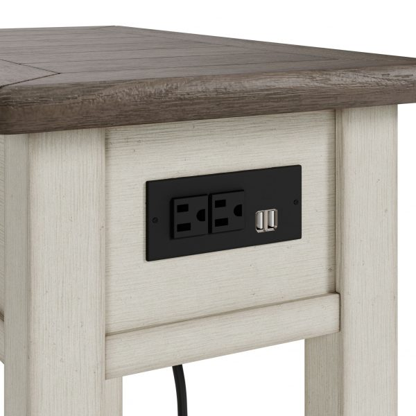 Bolanburg - Two-tone - Chair Side End Table 3