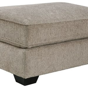 Pantomine - Driftwood - Oversized Accent Ottoman