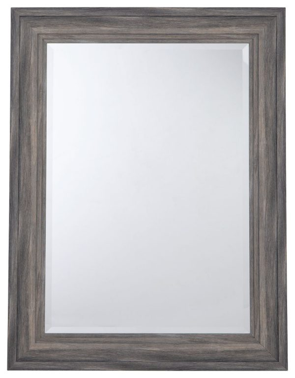 jACEE - Antique Gray - Accent Mirror - 2