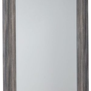 jACEE - Antique Gray - Accent Mirror