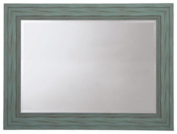 Jacee - Antique Teal - Accent Mirror - 2