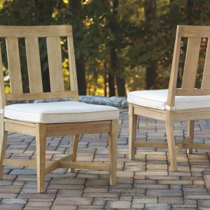 Clare View - Beige - 7 Pc. - Dining Set with 6 Chairs - 1