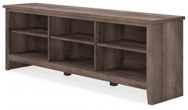 Arlenbry - Gray - Extra Large TV Stand - 3