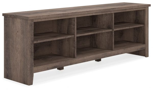 Arlenbry - Gray - Extra Large TV Stand