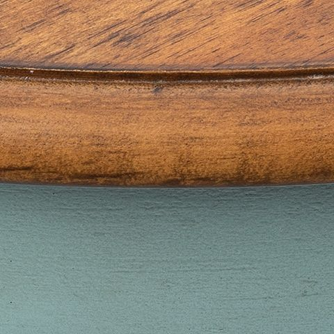 Mirimyn - Teal/Brown - Accent Table - 4