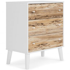 Piperton – Two-tone – Three Drawer Chest