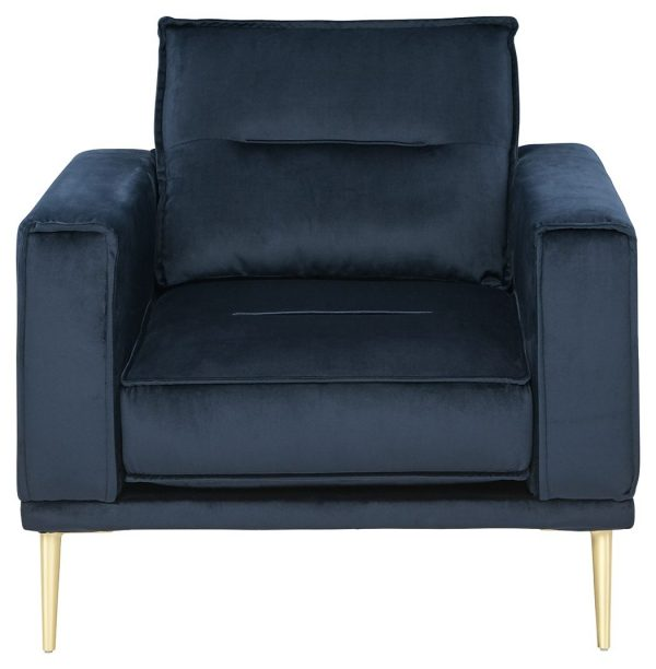 Macleary - Navy - Chair 2
