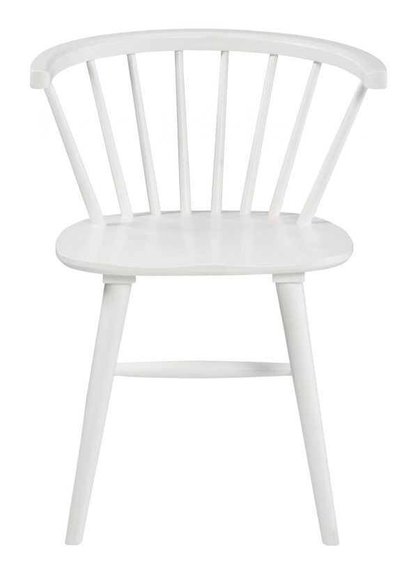 Grannen - White - Dining Room Side Chair - 2