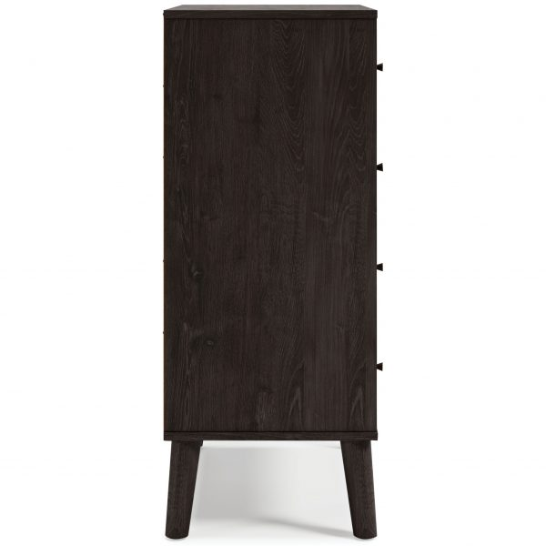 Piperton - Two-tone - Four Drawer Chest 5