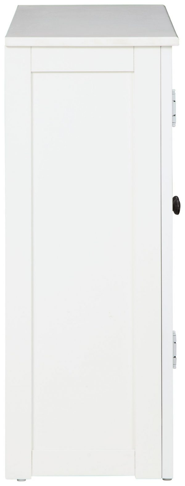 Nalinwood - White - Accent Cabinet - 3