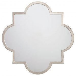 Beaumour - Silver Finish - Accent Mirror 1